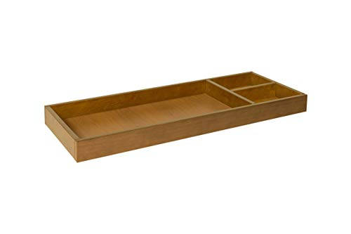 DaVinci Universal Wide Removable Changing Tray in Chestnut