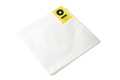 """Big Fudge 50x Vinyl Record Outer Sleeves 12' LP 