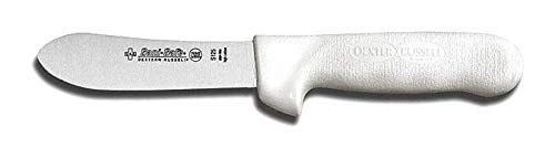 Dexter Russell 4-1/2' Slime Knife Seafood Knife, White 10193-1 Each