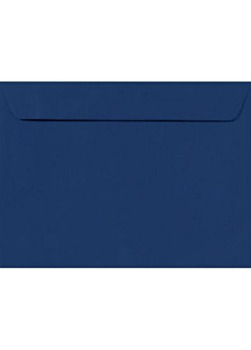 9 x 12 Booklet Envelopes in 80 lb. Navy for Mailing a Business Letter, Catalog, Financial Document, Magazine, Pamphlet, 50 Pack (Blue)