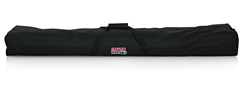 Gator Cases Speaker Stand Carry Bag with 58' Interior; Holds (2) Stands (GPA-SPKSTDBG-58)