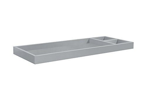 DaVInci Universal Wide Removable Changing Tray (M0619) in Grey