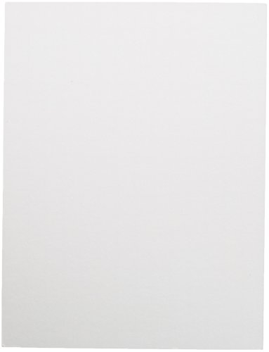 GE Whatman 3030-6189 Cellulose Chromatography Paper Sheet, 4' Width, 5.25' Length, 29psi Dry Burst, 130mm/30min Flow Rate, Grade 3MM (Pack of 100)
