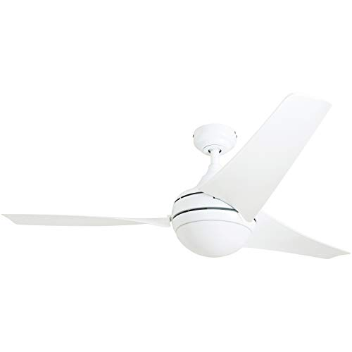Honeywell Ceiling Fans 51030-01 Ceiling Fan 52' Rio with Remote Control, White