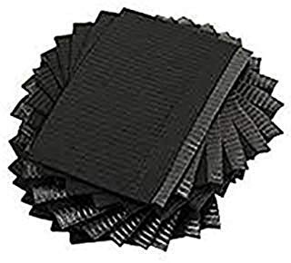 Dental Bibs Sheets/Lap Cloths 125pcs Color Black Disposable Tattoo Table Covers Clean Pad size 18' x 13.5' inch