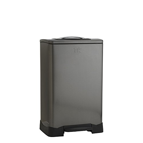 Household Essentials TK10XL-1 Trash Krusher 50L, 50 Liter