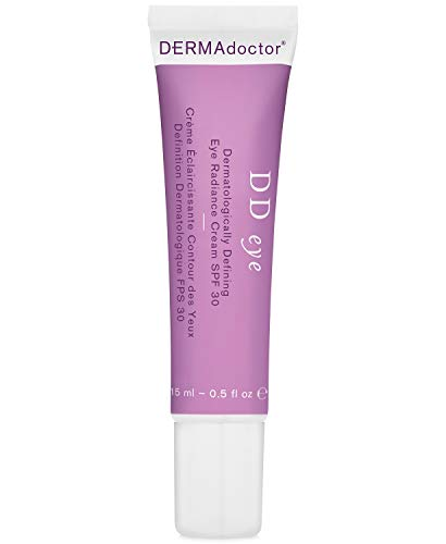DERMAdoctor DD Eye Dermatologically Defining Eye Radiance Cream SPF 30, 0.5 fl. oz.
