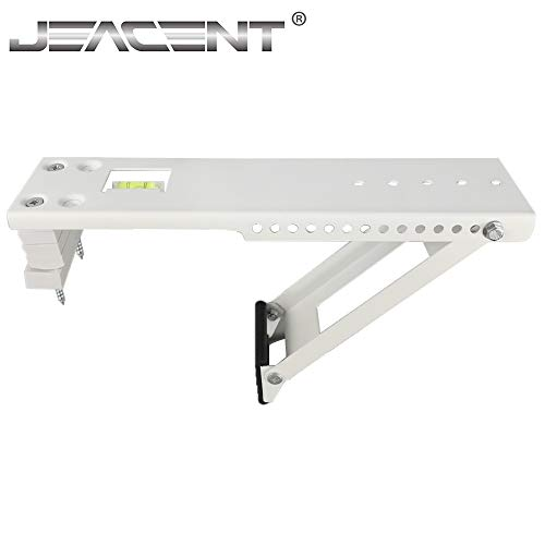 Jeacent AC Window Air Conditioner Support Bracket Light Duty, Up to 85 lbs
