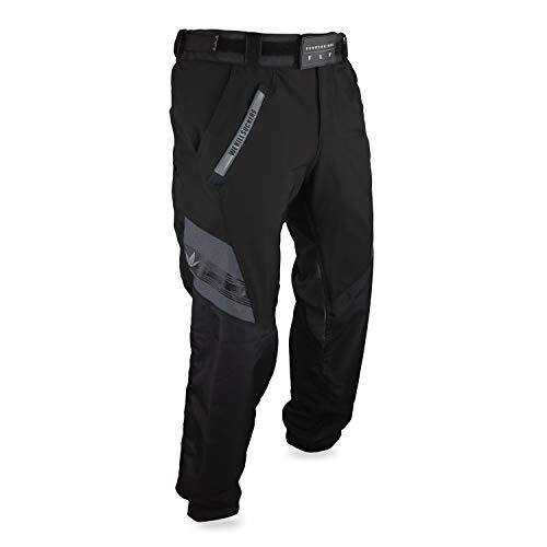 Bunker Kings Featherlight Fly Paintball Pants (Large (LG), Black)