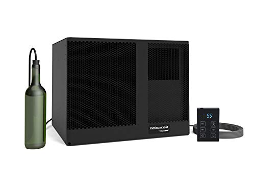 WhisperKOOL® Platinum Split System 4000 Wine Cellar Cooling Unit (up to 1,000 cu ft)