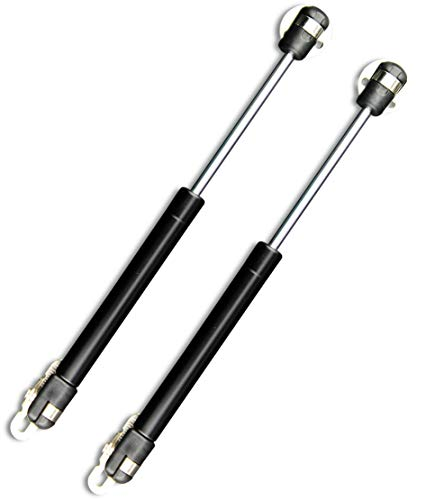 Apexstone 200N/45LB 10 inch Gas Struts,Gas Springs,Gas Strut,Lift Support,Gas Shocks,Lid Stay,Lid Support,Set of 2