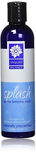 Sliquid Splash Gentle Feminine Wash - Unscented 8.5 fl oz