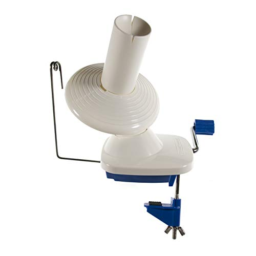 Stanwood Needlecraft YBW-A Hand-Operated Yarn Ball Winder, 4-Ounce