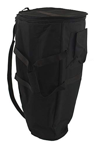 Deluxe PADDED CONGA GIG BAG - FITS 12' DRUMS PLUSH NEW!
