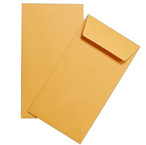 Guardian #7 Coin Envelopes, 3-1/2 x 6-1/2, Brown Kraft, 500/Box