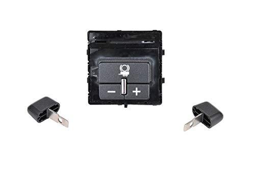 ACDelco 84108373 GM Original Equipment Black Trailer Brake Control Switch Assembly