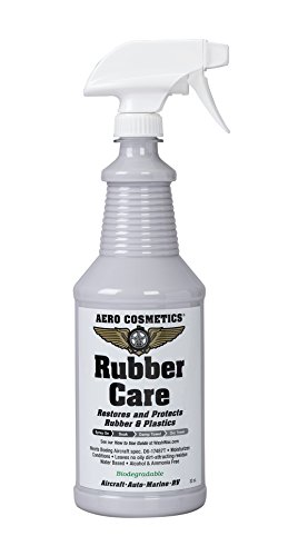 Tire Dressing, Tire Protectant, No Tire Shine, No Dirt Attracting Residue, Natural Satin/Matte Finish, Aircraft Grade Rubber Tire Care Conditioner, Better Than Automotive Products, 32oz