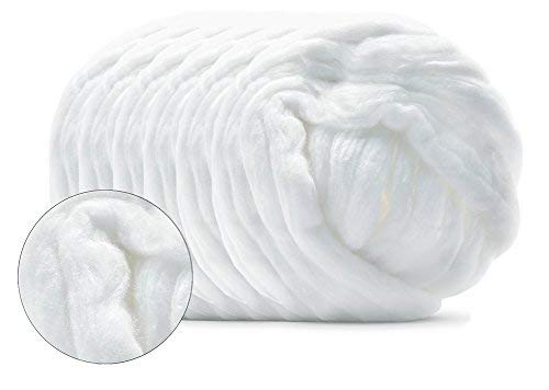 Cotton Coil 100% Pure, 40 Feet Per Bag, (2 Pack)