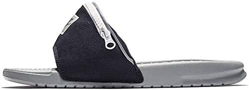 Nike Benassi JDI Fanny Pack, Black/Cool Grey-summit White, 9
