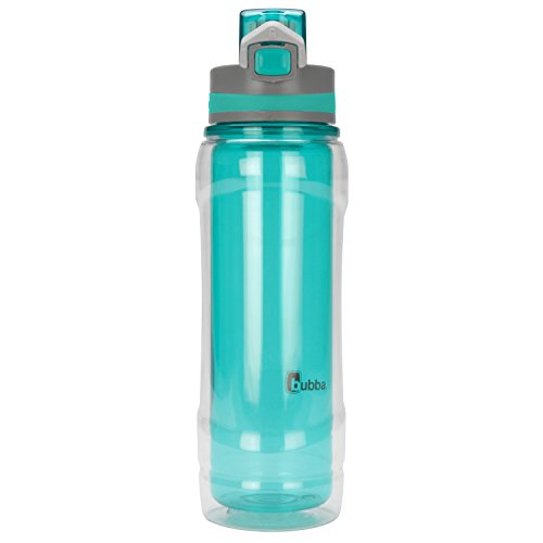 bubba Flo Duo Dual-Wall Insulated Water Bottle, 24 oz., Island Teal