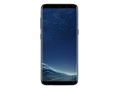 Samsung Galaxy S8 G950U 64GB - Verizon + GSM Unlocked Android Smartphone, Midnight Black (Renewed)
