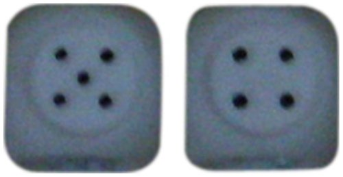 The Braille Store 6 Large Tactile Braille Dice For Blind Or Sighted Players