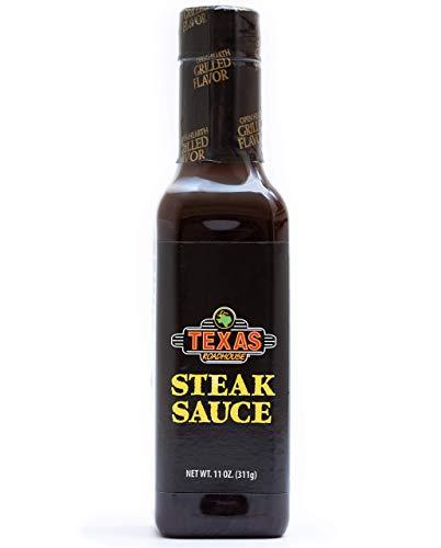 Texas Roadhouse Steak Sauce Net Wt. 11oz. (311g)