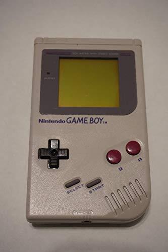 Nintendo Game Boy - Original (Gray) (Renewed)