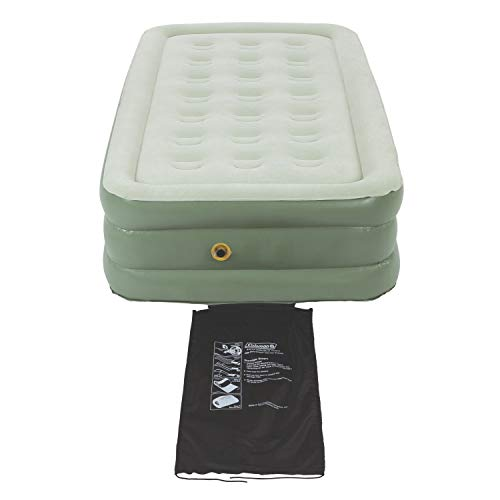 Coleman Air Mattress | Double-High SupportRest Air Bed for Indoor or Outdoor Use, Twin