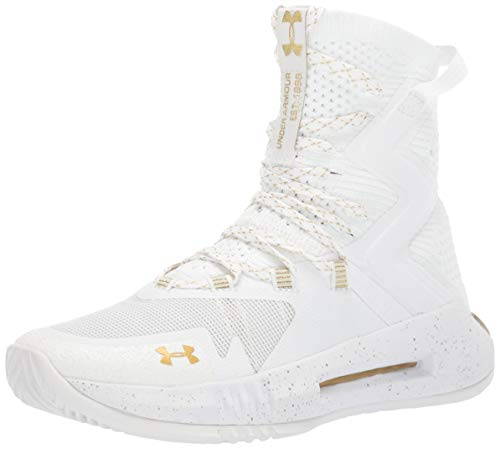 Under Armour Women's Highlight Ace 2.0 Volleyball Shoe, White (100)/White, 8.5