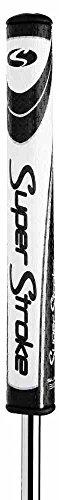Super Stroke Slim 3.0 Putter Grip, Oversized, Lightweight Golf Grip, Non-slip, 10.50'L X 1.30'W, USGA Approved, Midnight Black