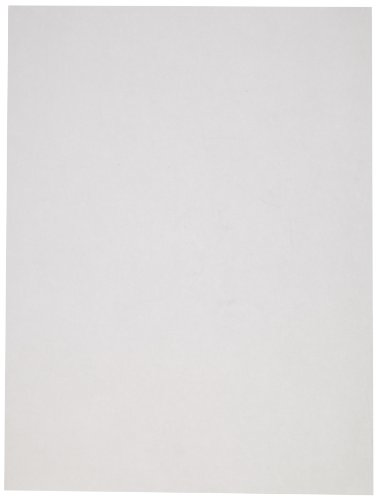 Sax Sulphite Drawing Paper, 60 lbs, 9 x 12 Inches, Extra-White, Pack of 500 - 053931