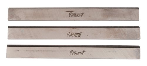 Freud 6' x 5/8' x 1/8' High Speed Steel Industrial Planer and Jointer Knives (C350)