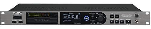 Tascam DA-3000 High Resolution Stereo Master Recorder and AD/DA Converter