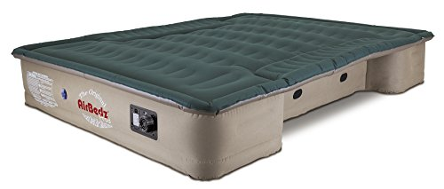 Pittman Outdoors AirBedz Pro3 (PPI 302) Truck Bed Air Mattress for 6'-6.5' Full Sized Short Bed Trucks with Built-in DC Air Pump