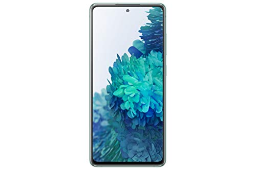 Samsung Galaxy S20 FE 5G | Factory Unlocked Android Cell Phone | 128 GB | US Version Smartphone | Pro-Grade Camera, 30X Space Zoom, Night Mode | Cloud Mint Green