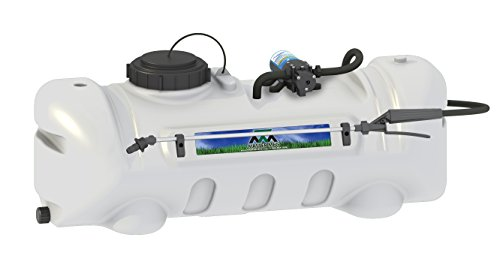Master Manufacturing SSN-01-015A-MM 15 Gallon Spot Sprayer, White