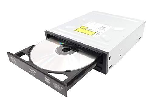 HAZYYO Desktop Internal 12x Bluray Combo Drive Bluray Player CH40N DVD/CD Burner Writer Drive + Sata Cable Kit