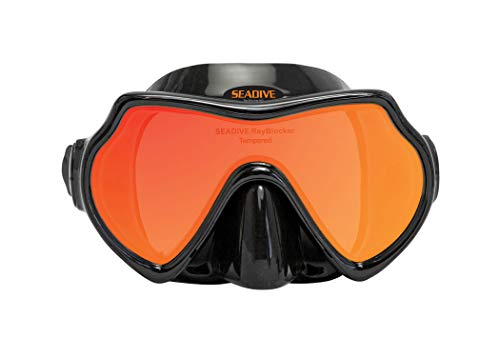 SeaDive Eagleye RayBlocker HD Mask with Purge
