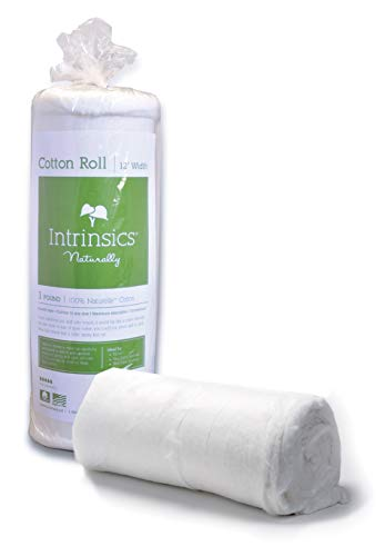 INTRINSICS 227200 100% Cotton Roll 12: wide - 1lb