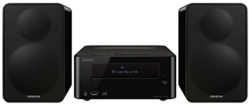Onkyo CS-265 Home Audio System CD Hi-Fi Mini Stereo System with Bluetooth - Black