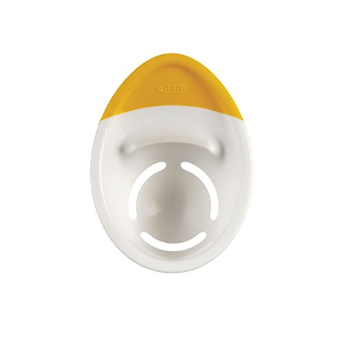 OXO Good Grips 3-in-1 Egg Separator, ,White/Yellow,1EA