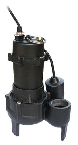 Wilo 2708302 WCC17-20.50 115-volt Sewage/Effluent Pump