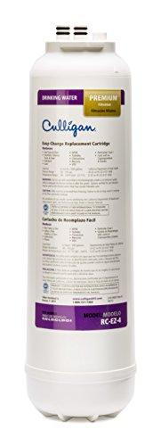 Culligan RC 4 EZ-Change Premium Water Filtration Replacement Cartridge, 500 Gallon, White