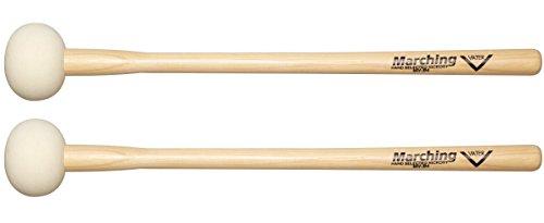 Vater MV-B4 Marching Bass Drum Mallets, Pair