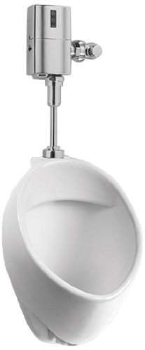 Toto UT105UG#01 Commercial Washout High-Efficiency Urinal, 1/8-GPF-ADA-SanaGloss, Cotton