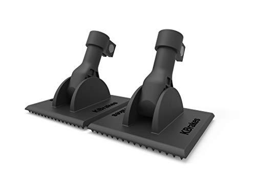 KBrakes 512 Bass Drum Anchors - The best in drum kit slide prevention technology