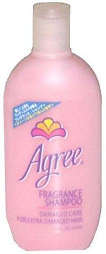 International Cosmetics Agree | Shampoo | Fragrance Shampoo 450ml (Japan Import) by Agree