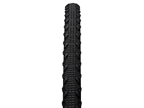 Ritchey SpeedMax Cross Comp Bike Tire, Black/Black Steel, 700x35C