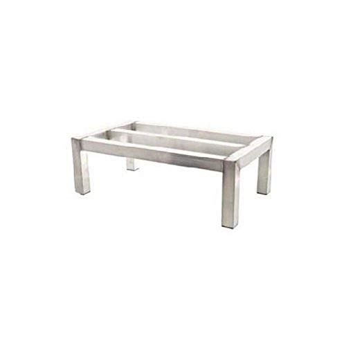 Update International Aluminum. Dunnage Rack 14in x 24in